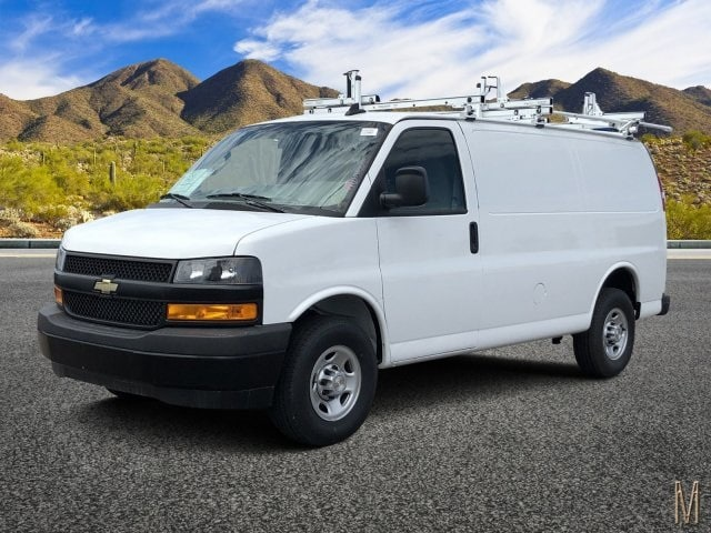 2019 Express 2500 4x2, Masterack Upfitted Cargo Van #K1234183 - photo 1