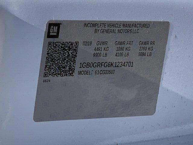 2019 Express 3500 4x2,  Knapheide KUV Service Utility Van #K1234701 - photo 22