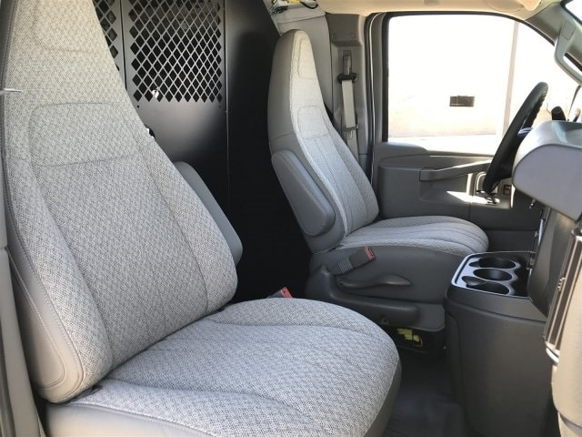 2019 Express 2500 4x2,  Masterack Steel PHVAC Upfitted Cargo Van #K1240602 - photo 10