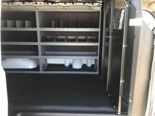 2019 Express 2500 4x2,  Masterack Steel PHVAC Upfitted Cargo Van #K1240602 - photo 12
