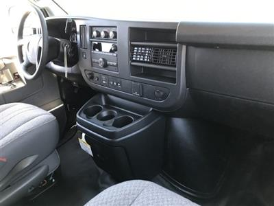 2019 Express 2500 4x2,  Masterack Steel PHVAC Upfitted Cargo Van #K1240602 - photo 11