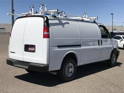2019 Express 2500 4x2,  Masterack Steel PHVAC Upfitted Cargo Van #K1240602 - photo 5