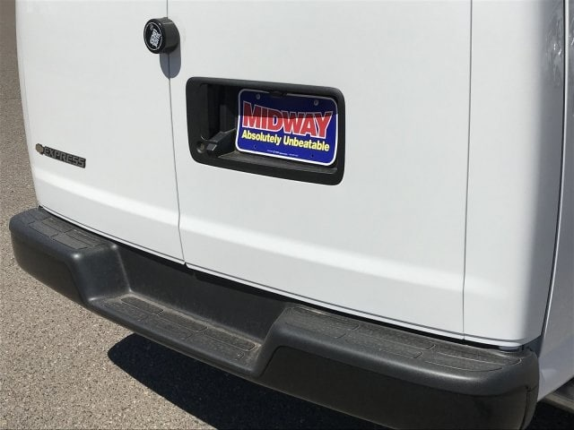 2019 Express 2500 4x2,  Masterack PHVAC Upfitted Cargo Van #K1242645 - photo 7