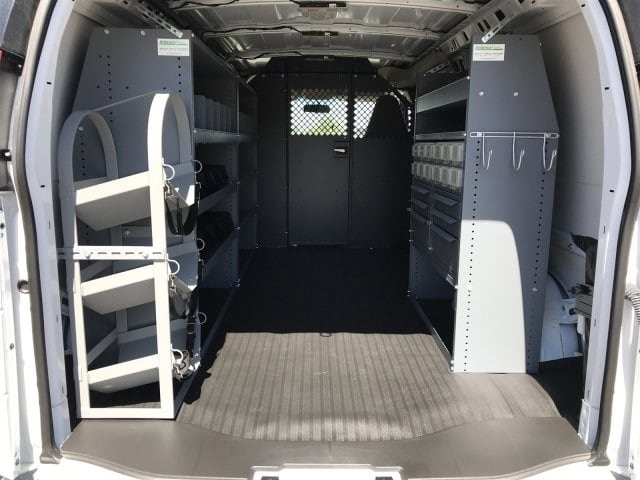 2019 Express 2500 4x2, Masterack Upfitted Cargo Van #K1242645 - photo 1