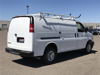 2019 Express 2500 4x2,  Masterack PHVAC Upfitted Cargo Van #K1242645 - photo 5