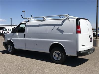 2019 Express 2500 4x2,  Masterack PHVAC Upfitted Cargo Van #K1242645 - photo 3