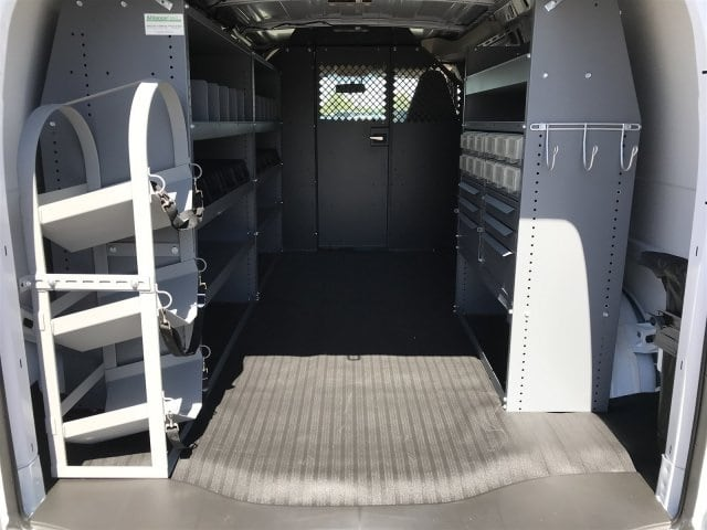 2019 Express 2500 4x2,  Masterack Upfitted Cargo Van #K1243009 - photo 1