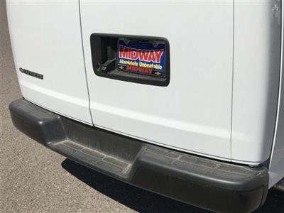 2019 Express 2500 4x2,  Masterack Steel PHVAC Upfitted Cargo Van #K1243009 - photo 6