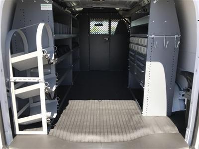 2019 Express 2500 4x2,  Masterack Steel PHVAC Upfitted Cargo Van #K1243009 - photo 2
