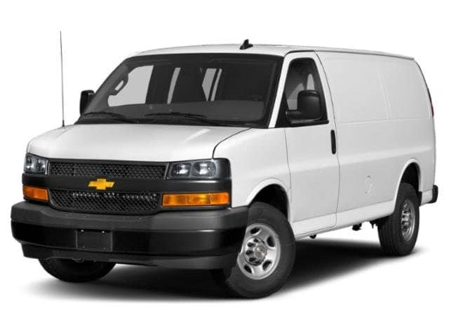 2019 Express 2500 4x2,  Masterack Upfitted Cargo Van #K1243022 - photo 1