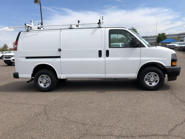 2019 Express 2500 4x2,  Masterack Steel PHVAC Upfitted Cargo Van #K1243830 - photo 8