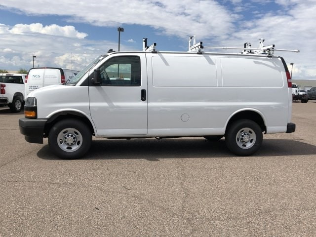 2019 Express 2500 4x2,  Masterack Steel PHVAC Upfitted Cargo Van #K1243830 - photo 3