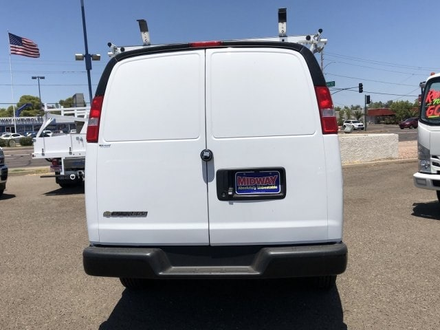 2019 Express 2500 4x2,  Masterack PHVAC Upfitted Cargo Van #K1243871 - photo 6