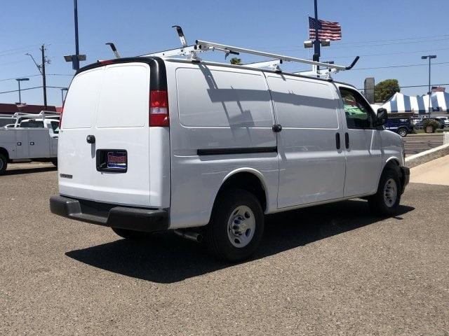 2019 Express 2500 4x2,  Masterack PHVAC Upfitted Cargo Van #K1243871 - photo 7