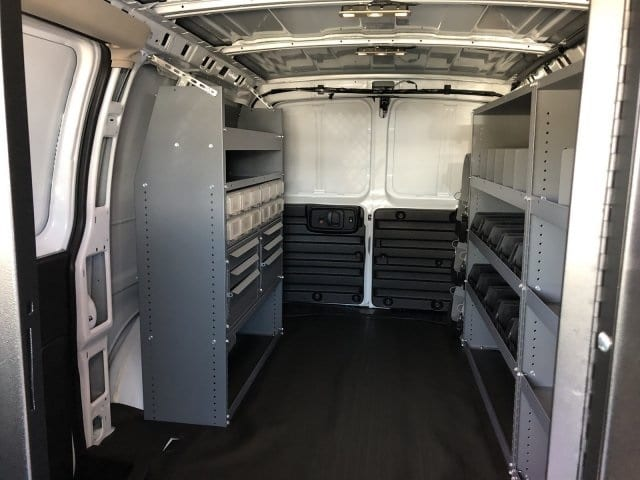 2019 Express 2500 4x2, Masterack Upfitted Cargo Van #K1243871 - photo 1
