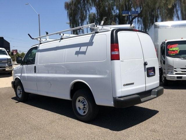 2019 Express 2500 4x2,  Masterack PHVAC Upfitted Cargo Van #K1243871 - photo 4
