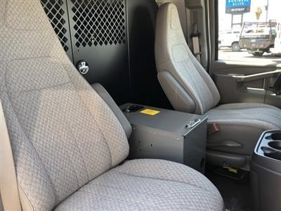 2019 Express 2500 4x2,  Masterack PHVAC Upfitted Cargo Van #K1243871 - photo 10