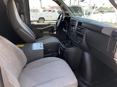 2019 Express 2500 4x2,  Masterack PHVAC Upfitted Cargo Van #K1243871 - photo 11