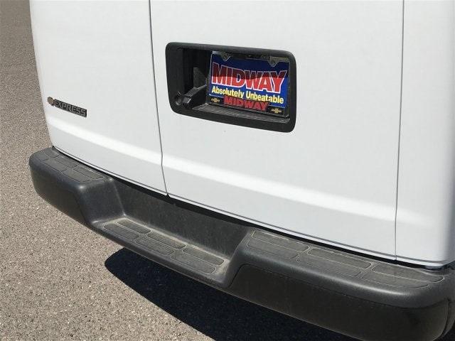 2019 Express 2500 4x2,  Masterack Steel PHVAC Upfitted Cargo Van #K1244097 - photo 7