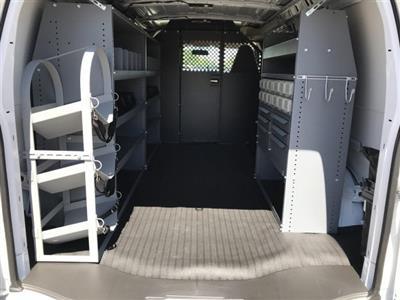 2019 Express 2500 4x2,  Masterack Steel PHVAC Upfitted Cargo Van #K1244097 - photo 2