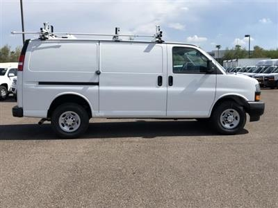 2019 Express 2500 4x2,  Masterack Steel PHVAC Upfitted Cargo Van #K1244693 - photo 6