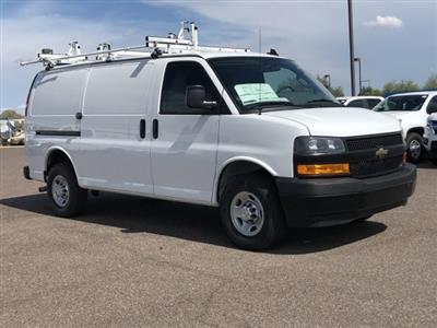 2019 Express 2500 4x2,  Masterack Steel PHVAC Upfitted Cargo Van #K1244693 - photo 7