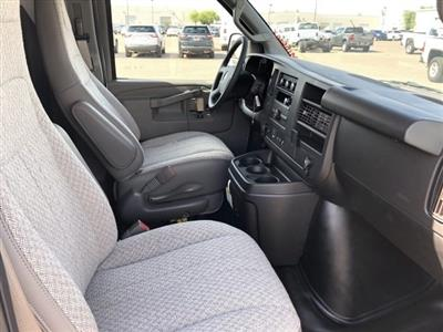 2019 Express 2500 4x2,  Masterack Steel PHVAC Upfitted Cargo Van #K1244693 - photo 9