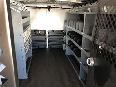 2019 Express 2500 4x2,  Masterack Steel PHVAC Upfitted Cargo Van #K1244693 - photo 2