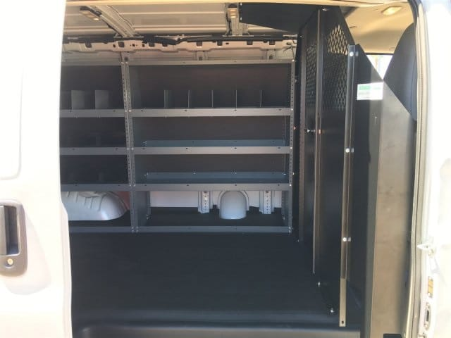 2019 Express 2500 4x2,  Masterack Steel PHVAC Upfitted Cargo Van #K1244909 - photo 12