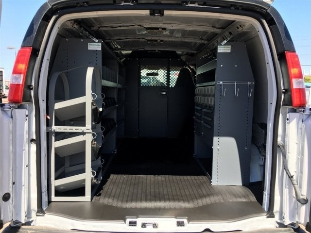 2019 Express 2500 4x2, Masterack Upfitted Cargo Van #K1244909 - photo 1