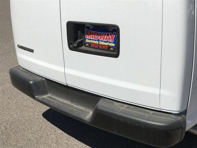 2019 Express 2500 4x2,  Masterack Steel PHVAC Upfitted Cargo Van #K1245146 - photo 7