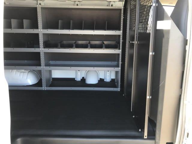 2019 Express 2500 4x2,  Masterack Steel PHVAC Upfitted Cargo Van #K1245146 - photo 12