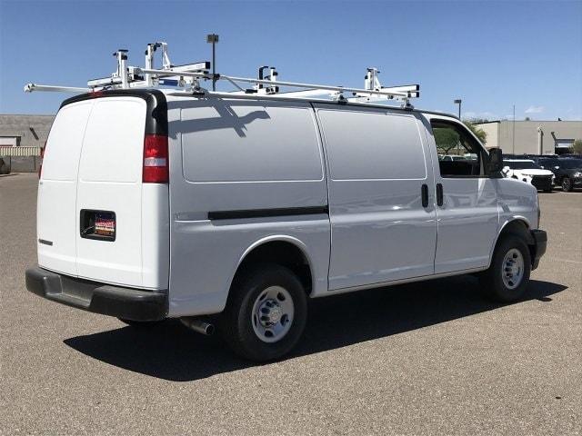 2019 Express 2500 4x2,  Masterack Steel PHVAC Upfitted Cargo Van #K1245146 - photo 5