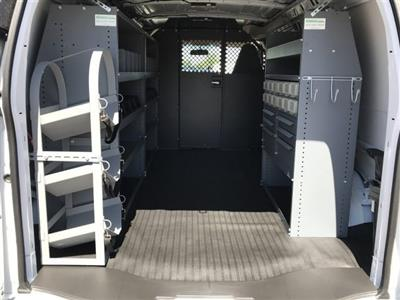2019 Express 2500 4x2,  Masterack Steel PHVAC Upfitted Cargo Van #K1245146 - photo 2
