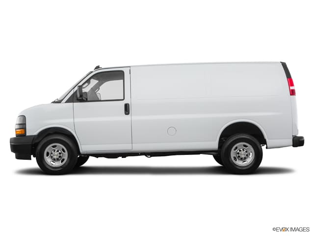 2019 Express 2500 4x2,  Empty Cargo Van #K1249602 - photo 1