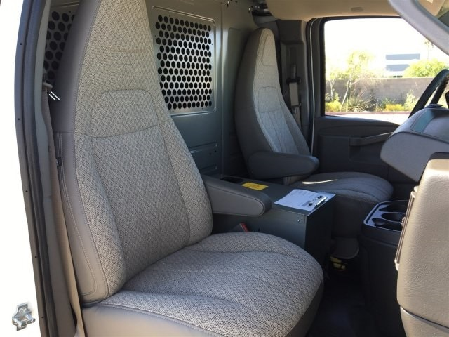 2019 Express 2500 4x2,  Adrian Steel PHVAC Upfitted Cargo Van #K1250722 - photo 10