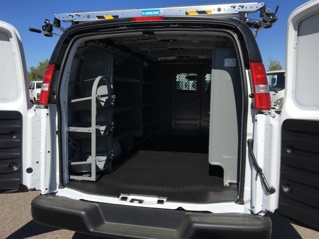 2019 Express 2500 4x2,  Adrian Steel PHVAC Upfitted Cargo Van #K1250722 - photo 2