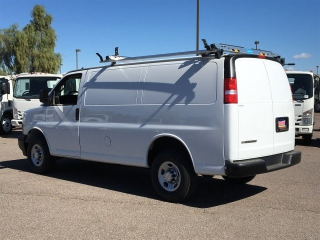 2019 Express 2500 4x2,  Adrian Steel PHVAC Upfitted Cargo Van #K1250722 - photo 3