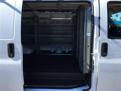 2019 Express 2500 4x2,  Adrian Steel PHVAC Upfitted Cargo Van #K1250722 - photo 13