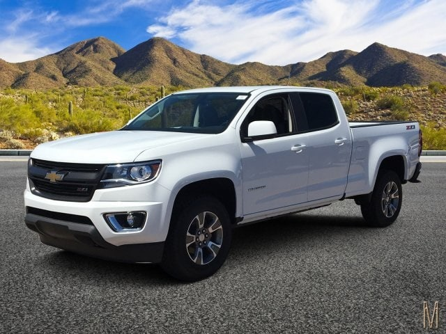 2019 Colorado Crew Cab 4x4,  Pickup #K1254857 - photo 1