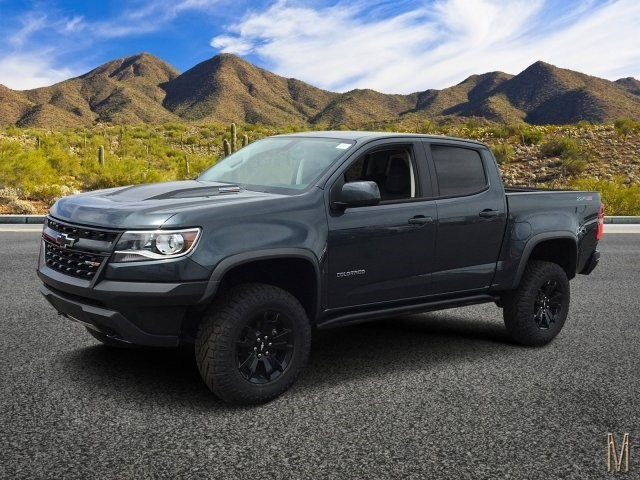 2019 Colorado Crew Cab 4x4,  Pickup #K1255022 - photo 1