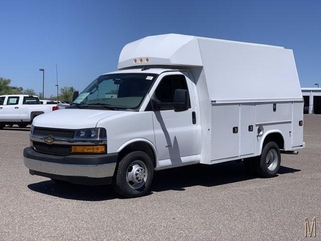 2019 Chevrolet Express 3500 4x2, Knapheide KUV Service Utility Van #K1257897 - photo 1