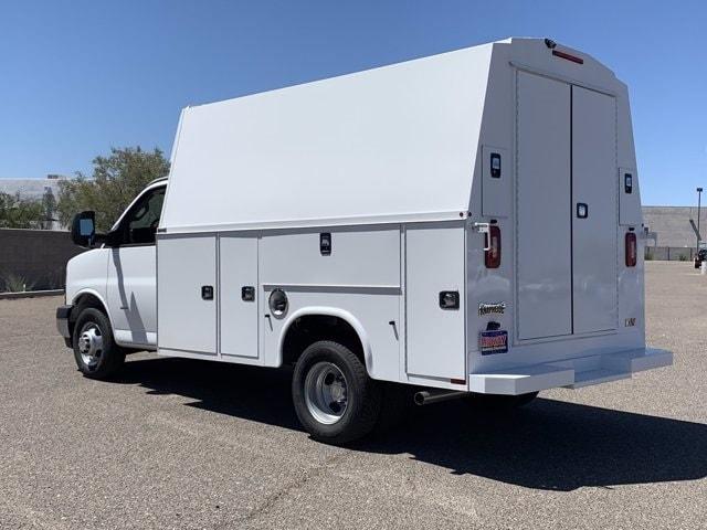 2019 Chevrolet Express 3500 4x2, Knapheide KUV Service Utility Van #K1257897 - photo 2