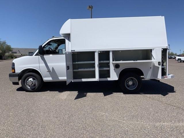 2019 Chevrolet Express 3500 4x2, Knapheide KUV Service Utility Van #K1257897 - photo 5