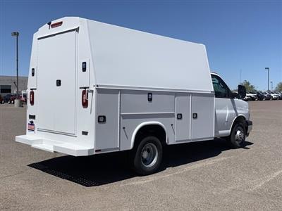 2019 Chevrolet Express 3500 4x2, Knapheide KUV Service Utility Van #K1257897 - photo 4