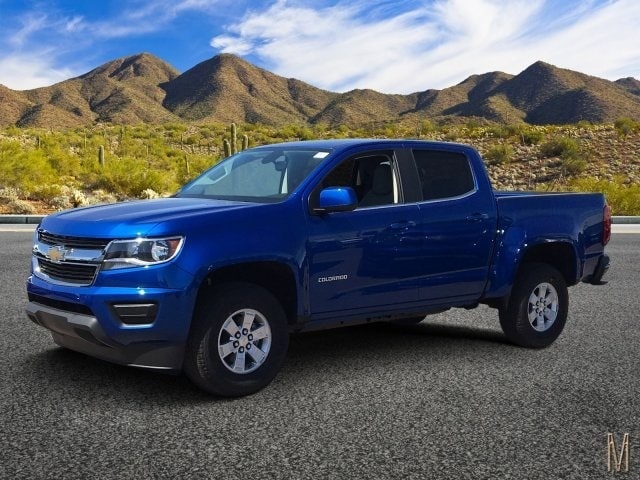 2019 Colorado Crew Cab 4x2,  Pickup #K1266184 - photo 1