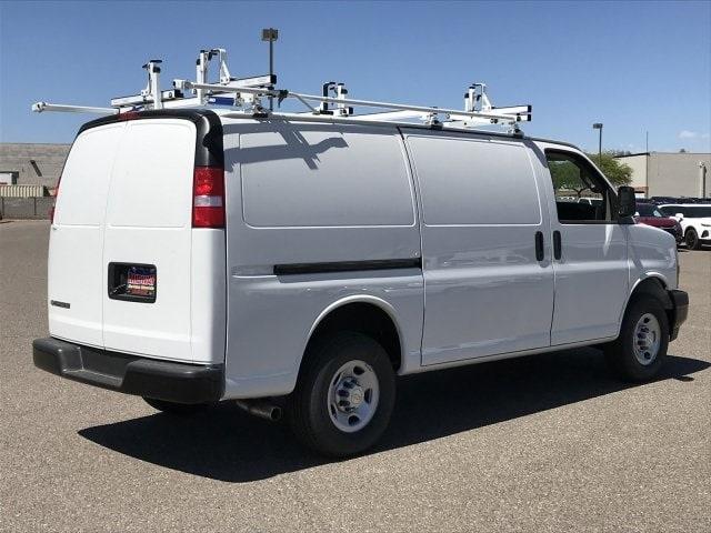 2019 Express 2500 4x2, Masterack Steel PHVAC Upfitted Cargo Van #K1270259 - photo 5