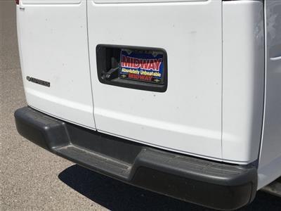 2019 Express 2500 4x2, Masterack Steel PHVAC Upfitted Cargo Van #K1270259 - photo 7