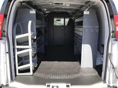 2019 Express 2500 4x2, Masterack Steel PHVAC Upfitted Cargo Van #K1270259 - photo 2