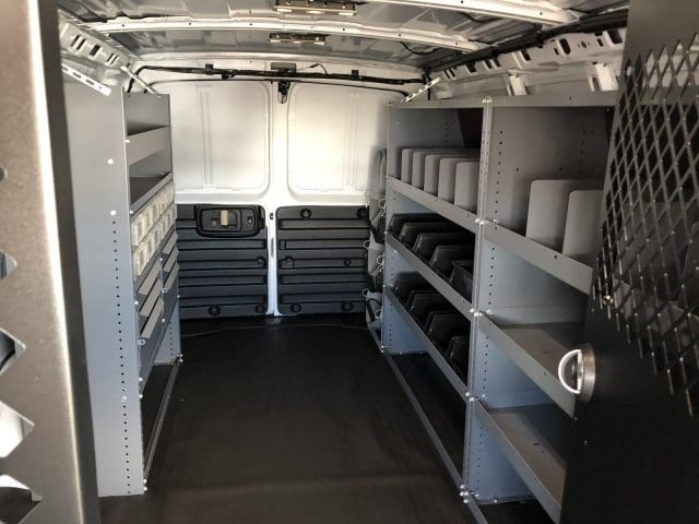 2019 Express 2500 4x2,  Masterack Upfitted Cargo Van #K1270428 - photo 1
